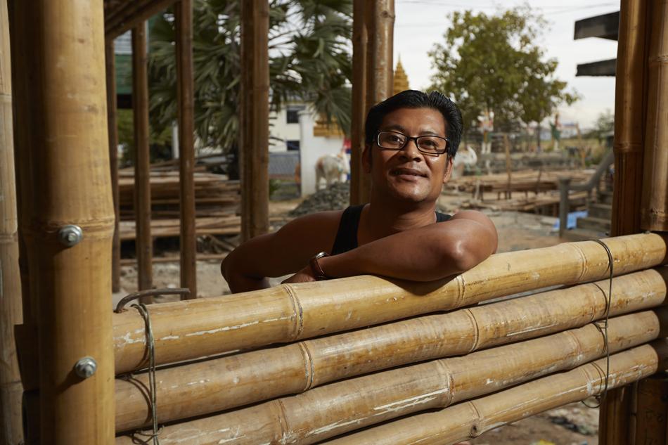 Bringing  Back Bamboo