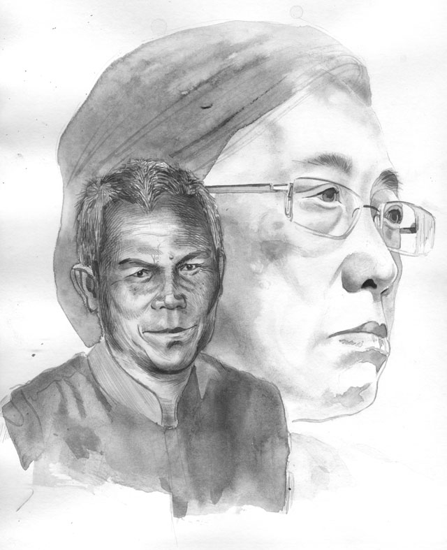 Illustration by Victor Blanco