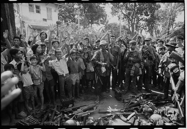 Phnom Penh, Khmer Rouge