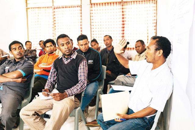 Tara Bandu, Timor-Leste