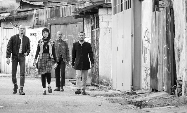 Malaysia, skinheads