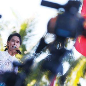 Aung San Suu Kyi, myanmar, burma, politics