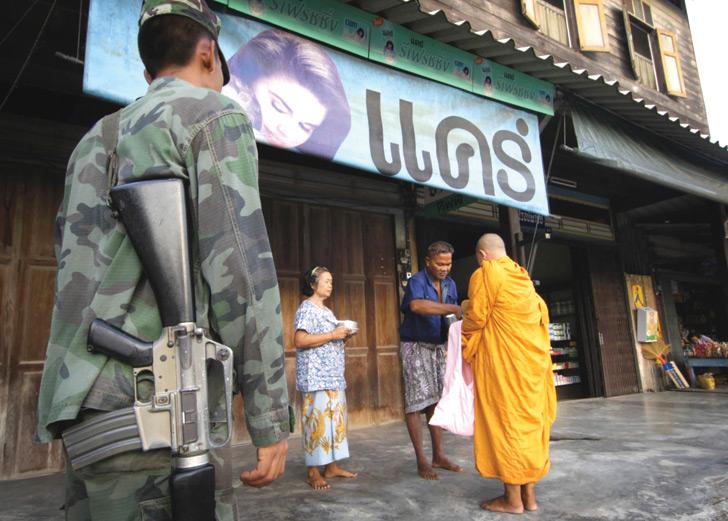 Buddhism, thailand