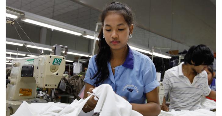 tax, garment factories, cambiodia