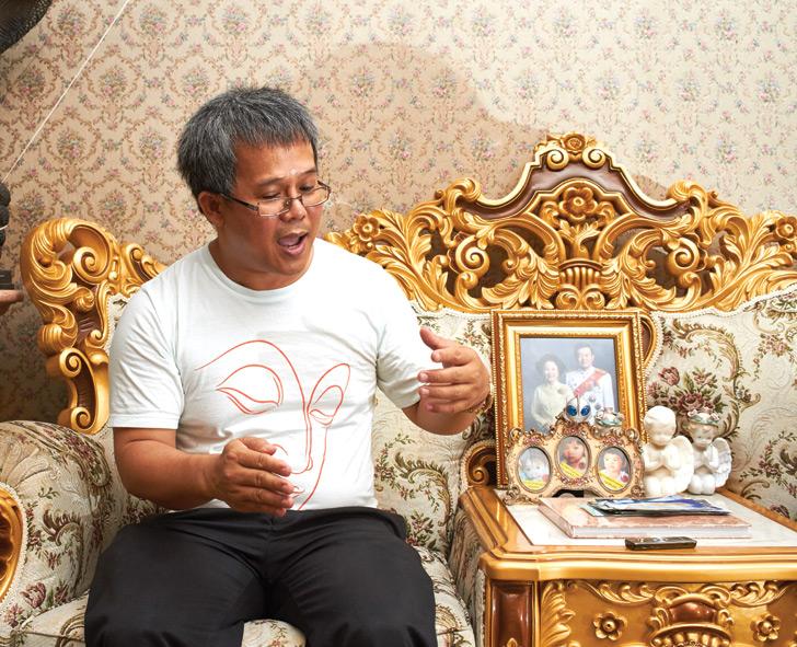 medee korn, buddhism, thailand