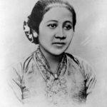 COLLECTIE_TROPENMUSEUM_Portret_van_Raden_Ajeng_Kartini_TMnr_10018776