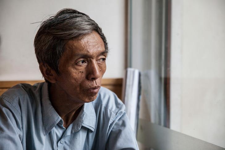Political prisoners in Myanmar