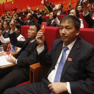 Vietnam's Communist party congress