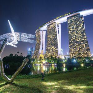 smart cities, singapore