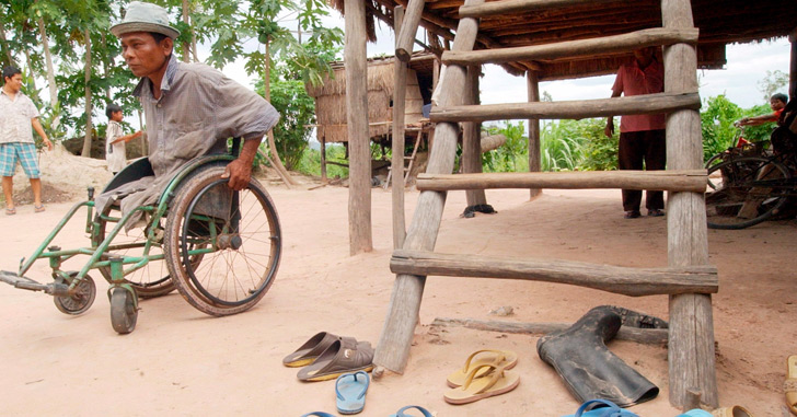 Failure to enforce jobs quota law shortchanges Cambodia's disabled