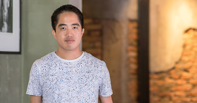 Eddie Thai wants to put Vietnam on the startup map