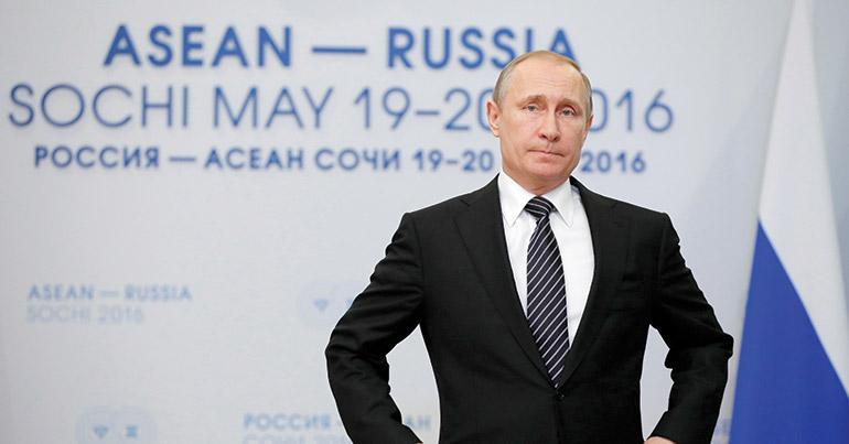Putins own 'pivot to Asia'