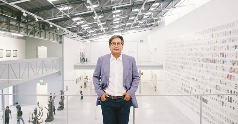 Meet the man behind Chiang Mai's newest contemporary art museum