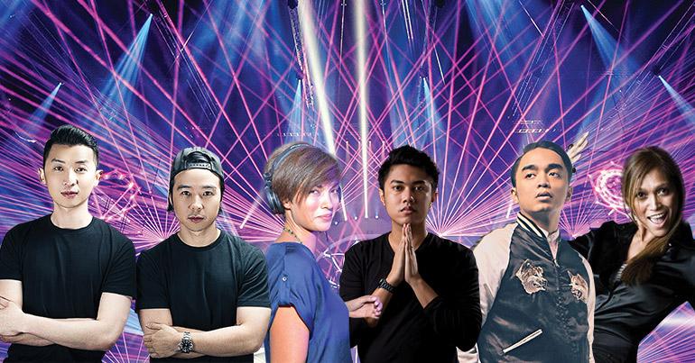 Top five: Southeast Asian DJs