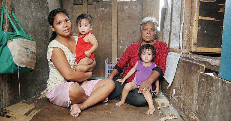 Typhoon Haiyan: 70,000 still displaced three years on