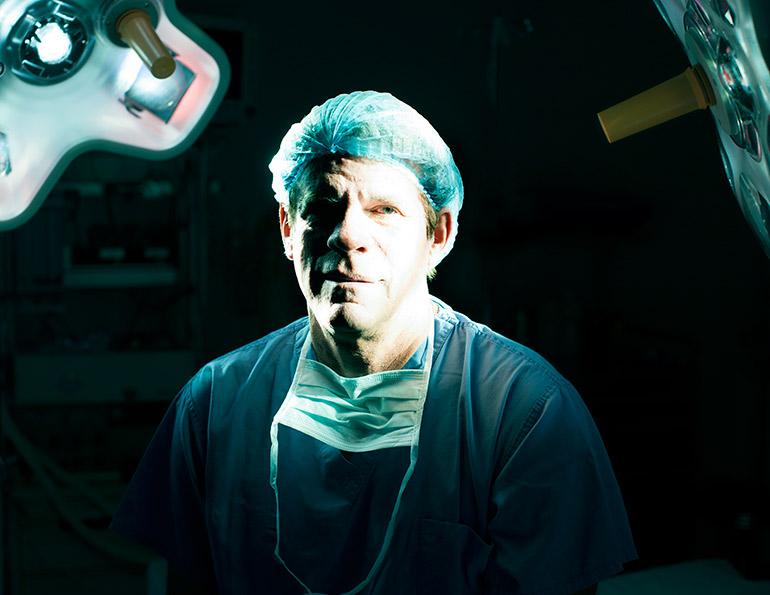 Plastic surgeon Reid Sheftall