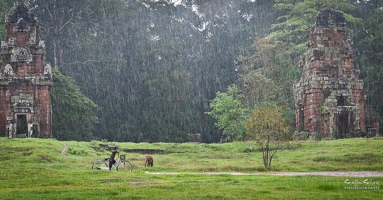 The rain gamblers