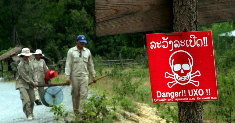 Exposing the inner workings of the US' 'secret war' in Laos