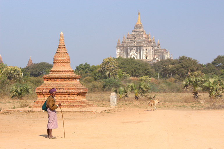 Myanmar is famed for its dazzling array of Buddhist shrines