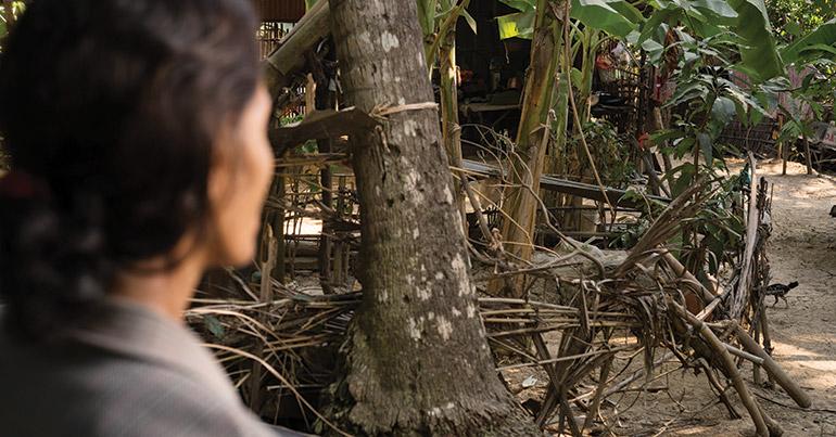 Cambodia's 'HIV village'