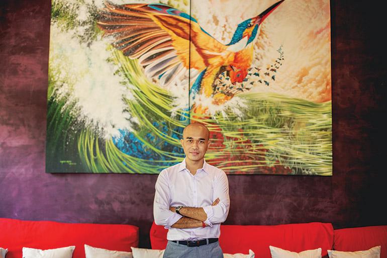 Siem Reap's self-made hospitality hero