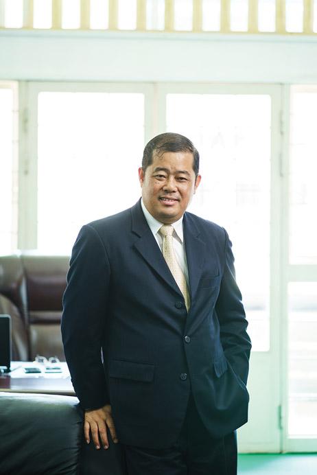 CMA's former chairperson Bun Mony. Photo: Sam Jam