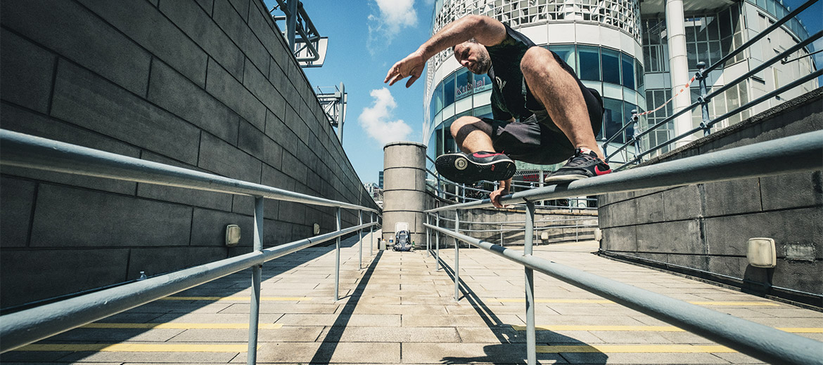 Why parkour is taking off in strait-laced Singapore