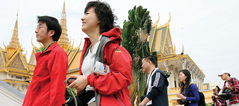 A Kingdom for more tourists