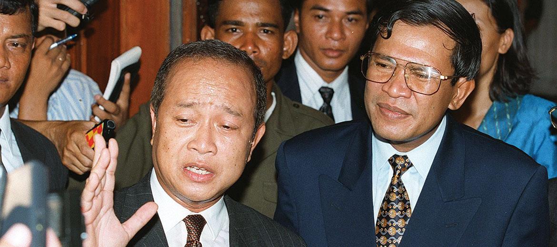 Cambodia's Funcinpec Party