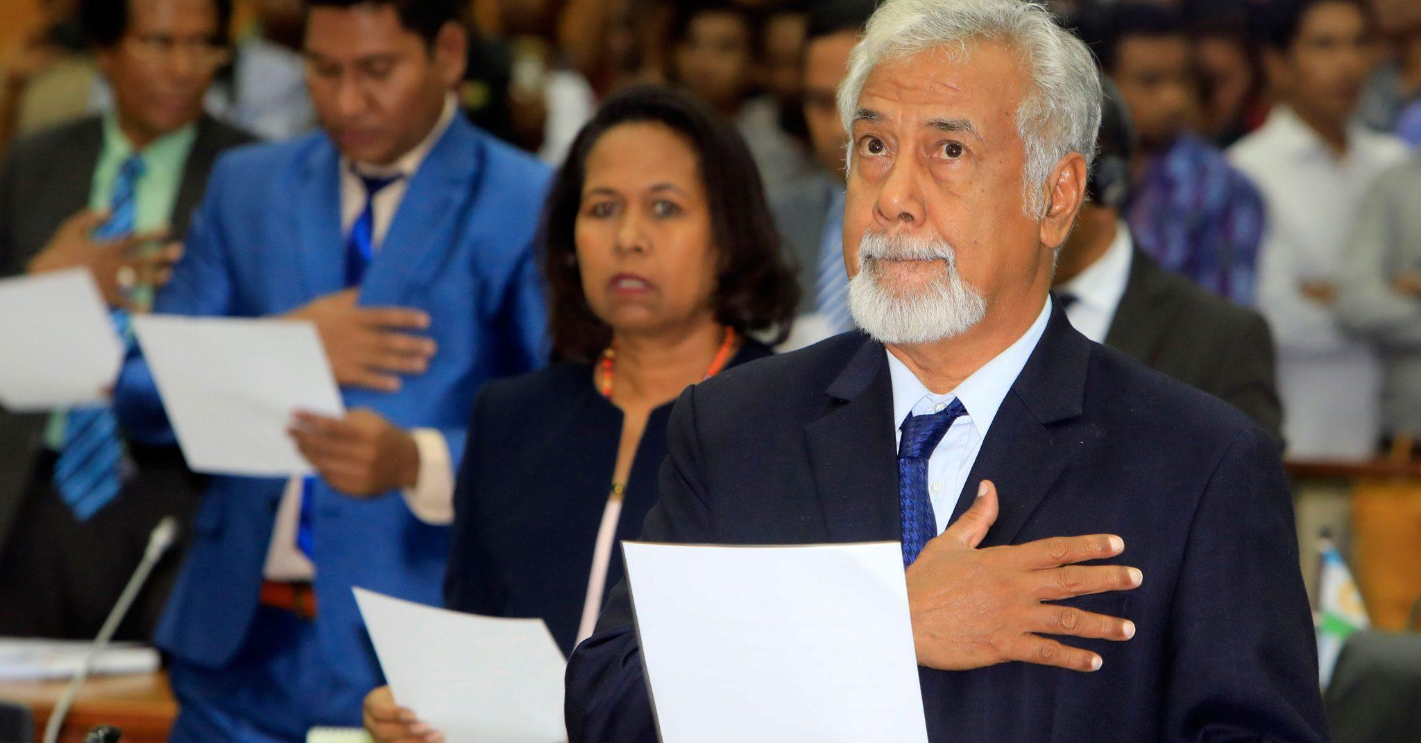 For Timor-Leste, a promise of progress