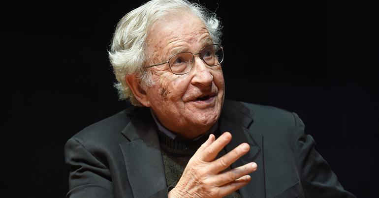 Noam Chomsky on Thailand's hard road to freedom