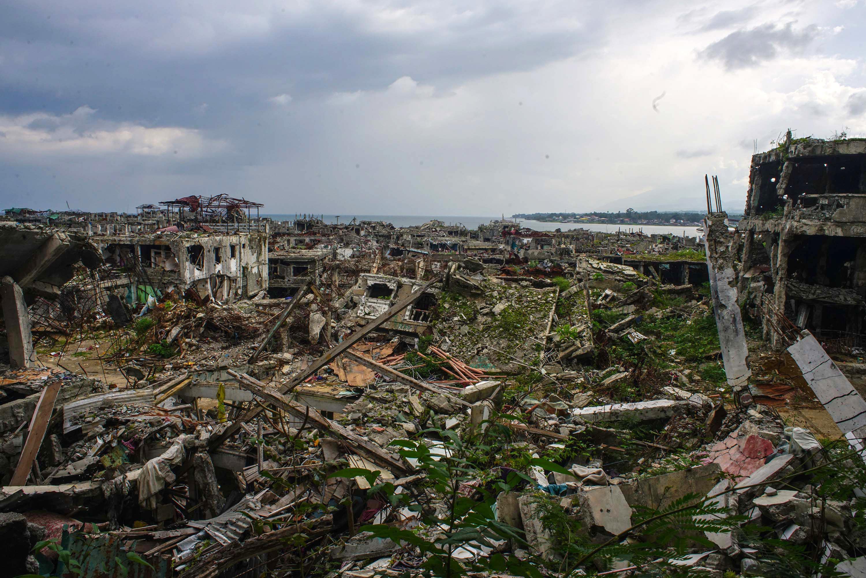 The liberation of Marawi City