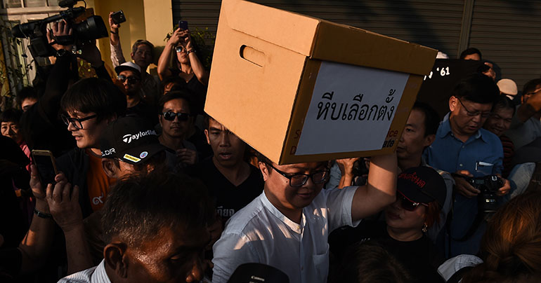 Thai elections