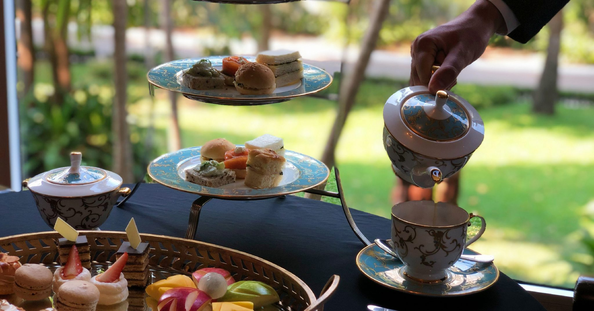 Magnifique Musical Afternoon Tea at the Sofitel Hotel