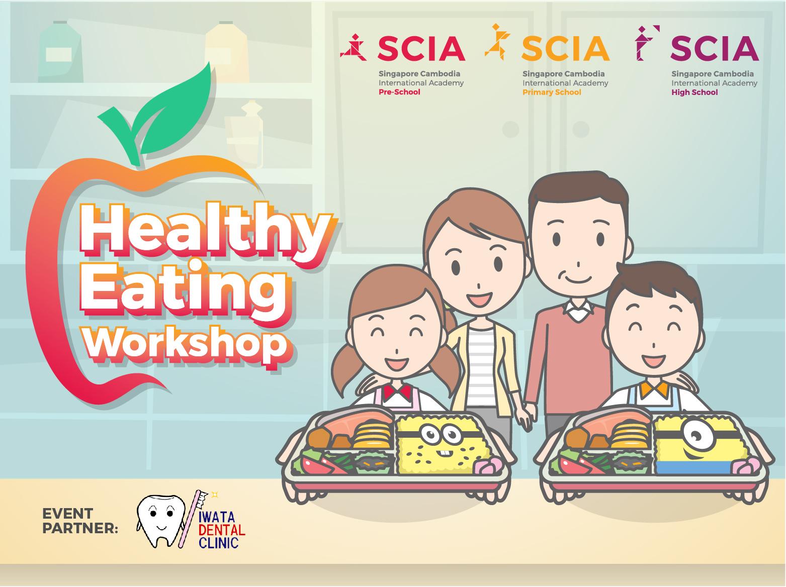 SCIA healthy eating workshop