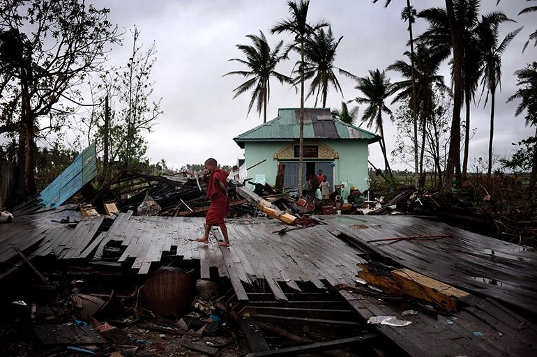 Aung San Suu Kyi's climate crisis