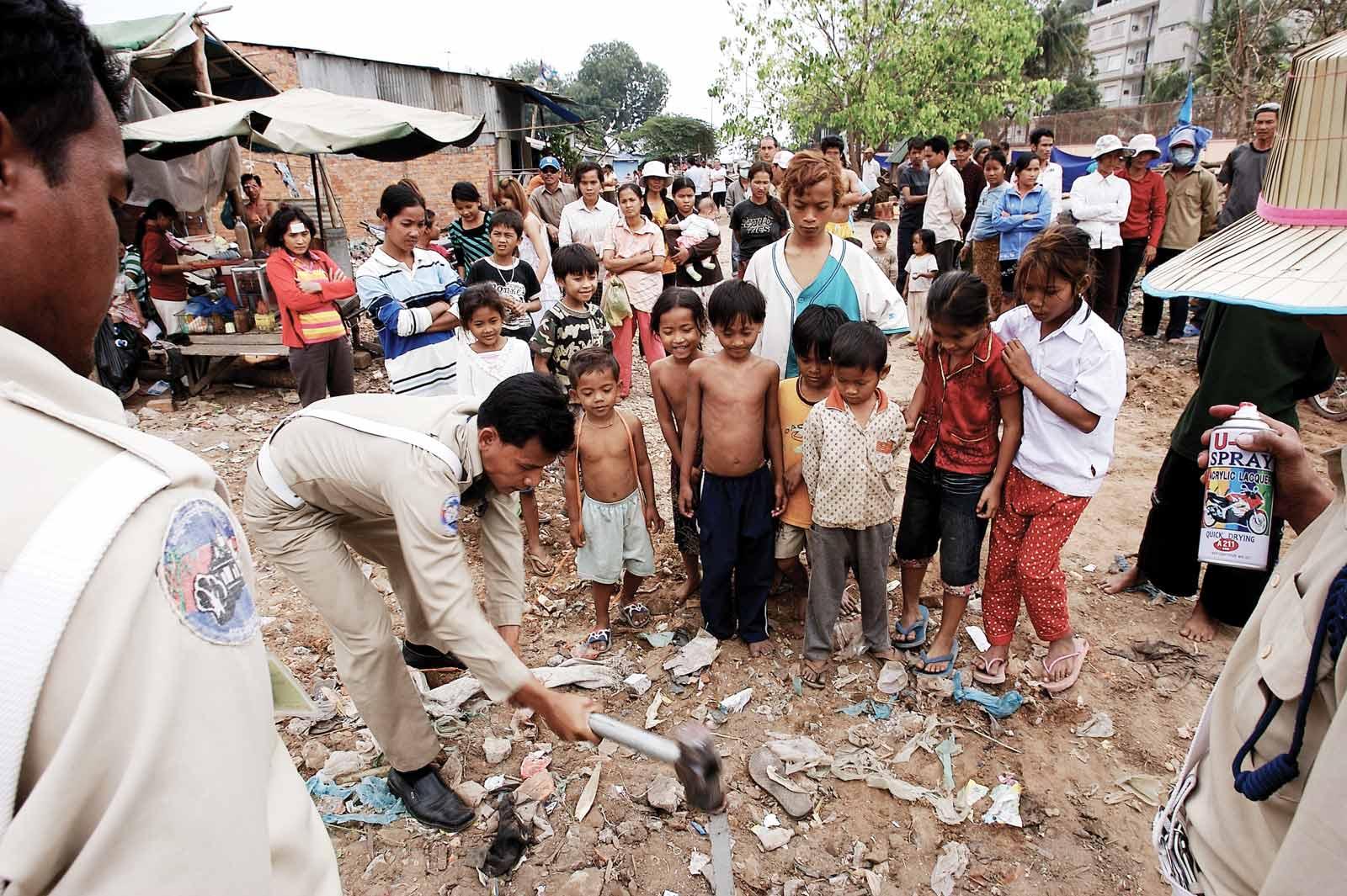 How Cambodia sold off Sihanoukville - Southeast Asia Globe