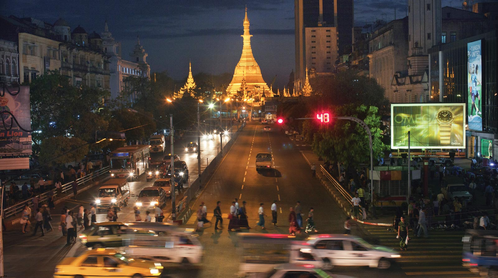 How to keep the lights on in Myanmar