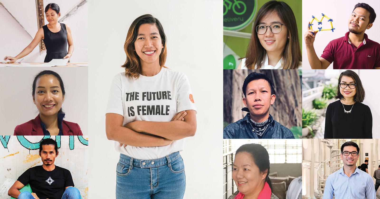 Cambodia's rising stars