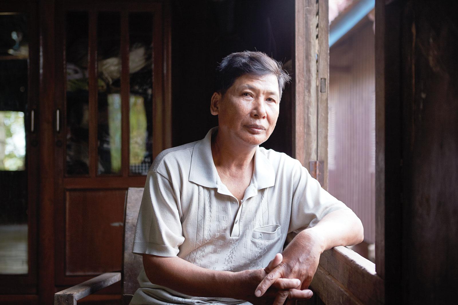 Revealing Cambodia's secret Khmer Rouge resistance