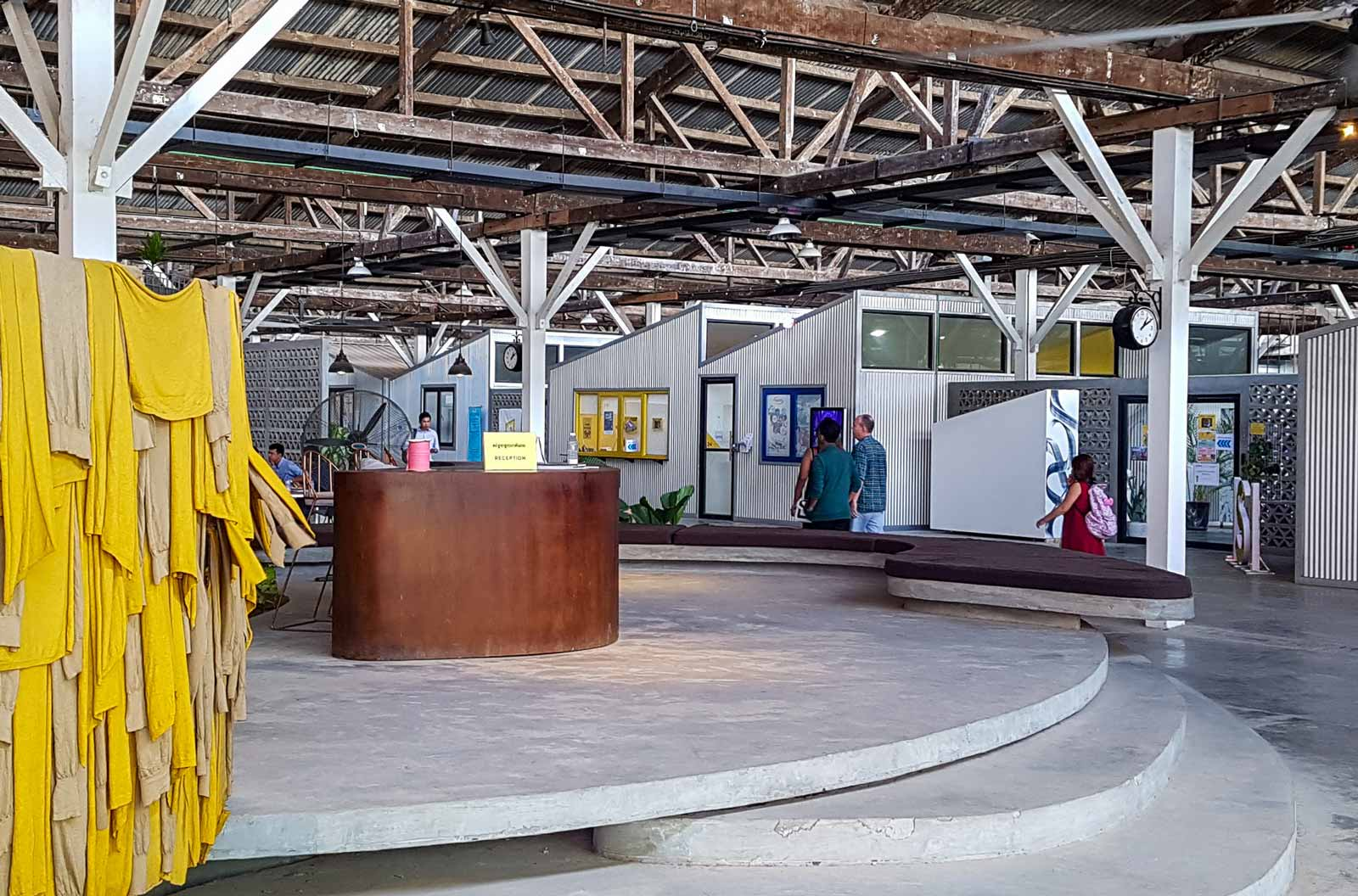 Inside The-Factory. Photo: James Springer