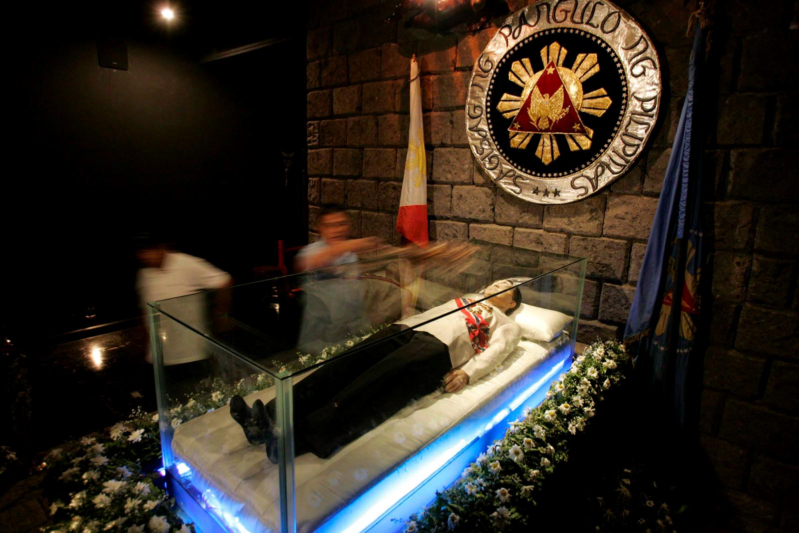 History is how you read it in the Philippines' Marcos Museum