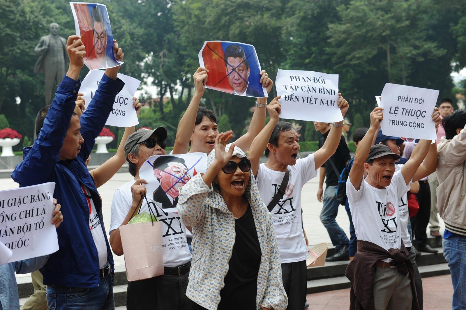 Vietnam's vanguard