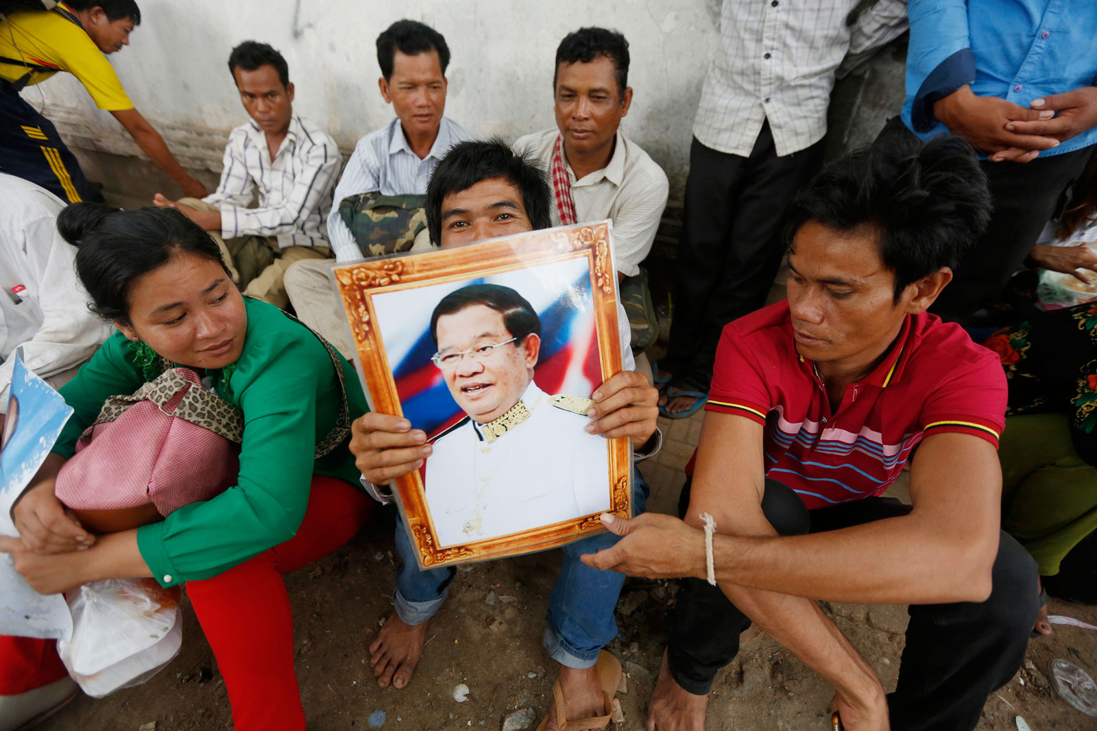 Putting Cambodia back on track