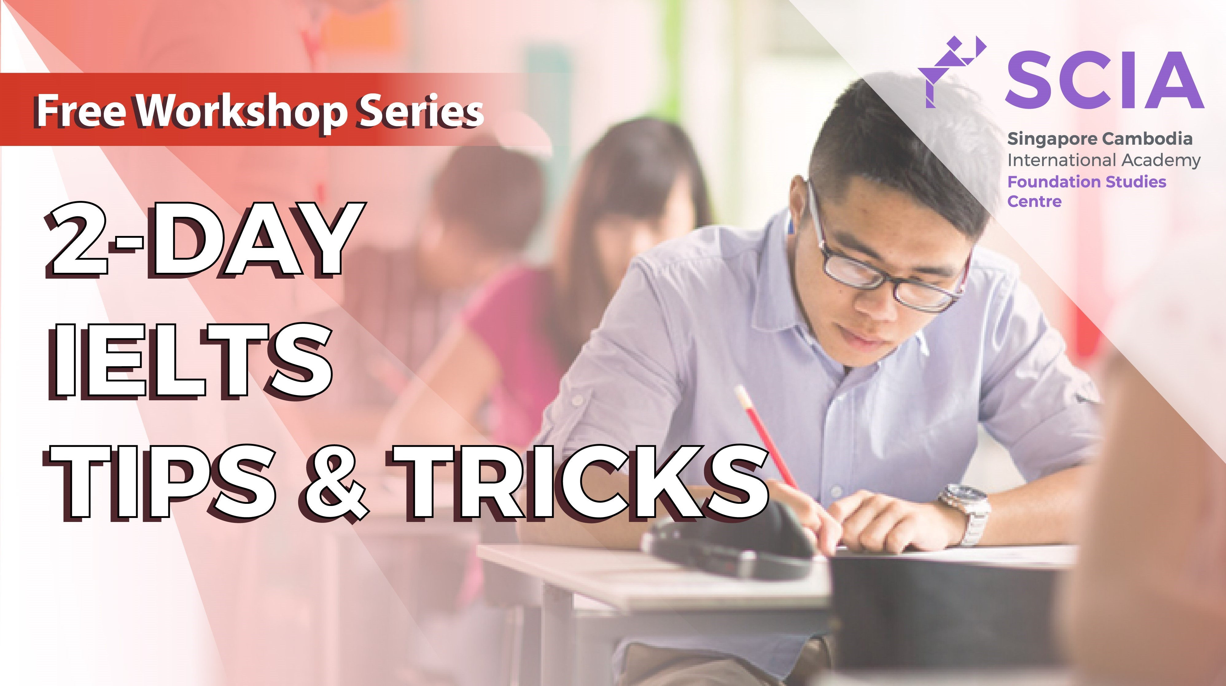 2-Day IELTS Tips & Tricks