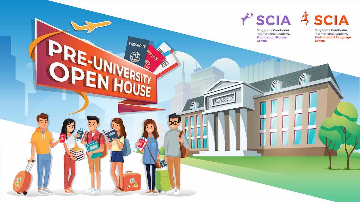Pre-University Open House
