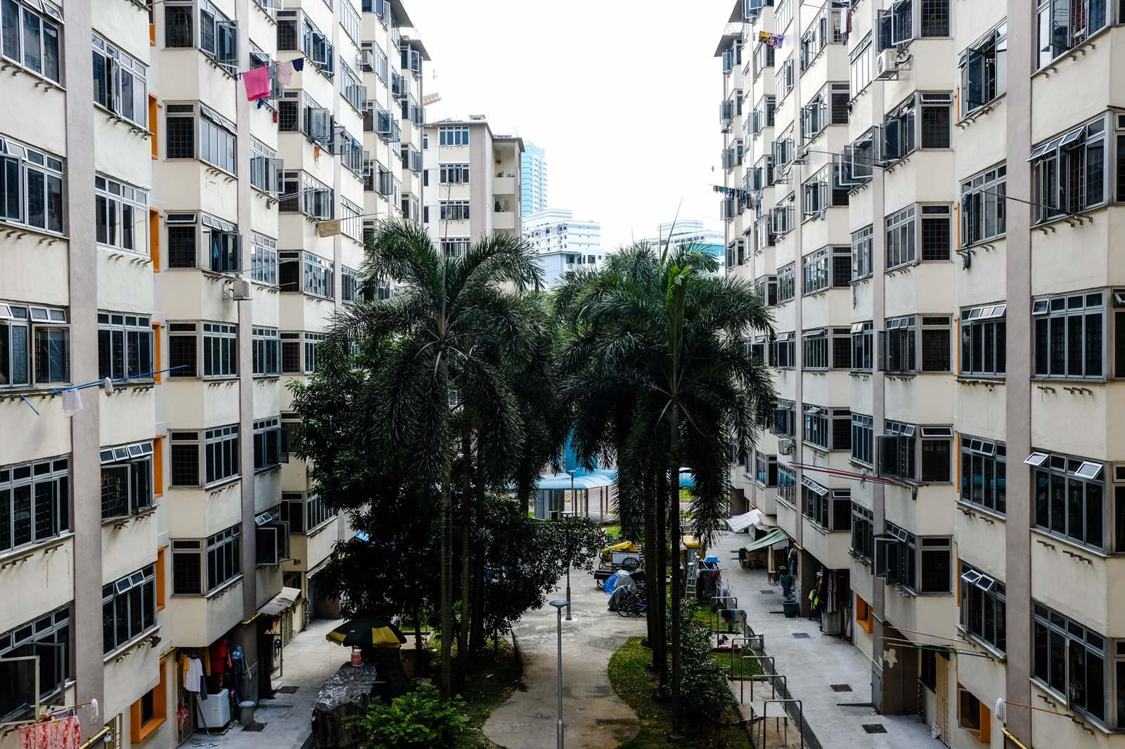 Singapore's working poor hit hardest by economic shutdown