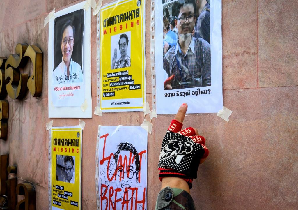 Cambodia to probe Thai democracy activist's alleged disappearance