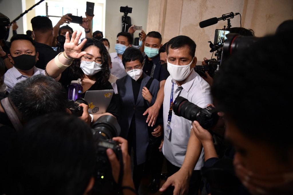 Duterte-critic journalist Ressa convicted in Philippine libel case