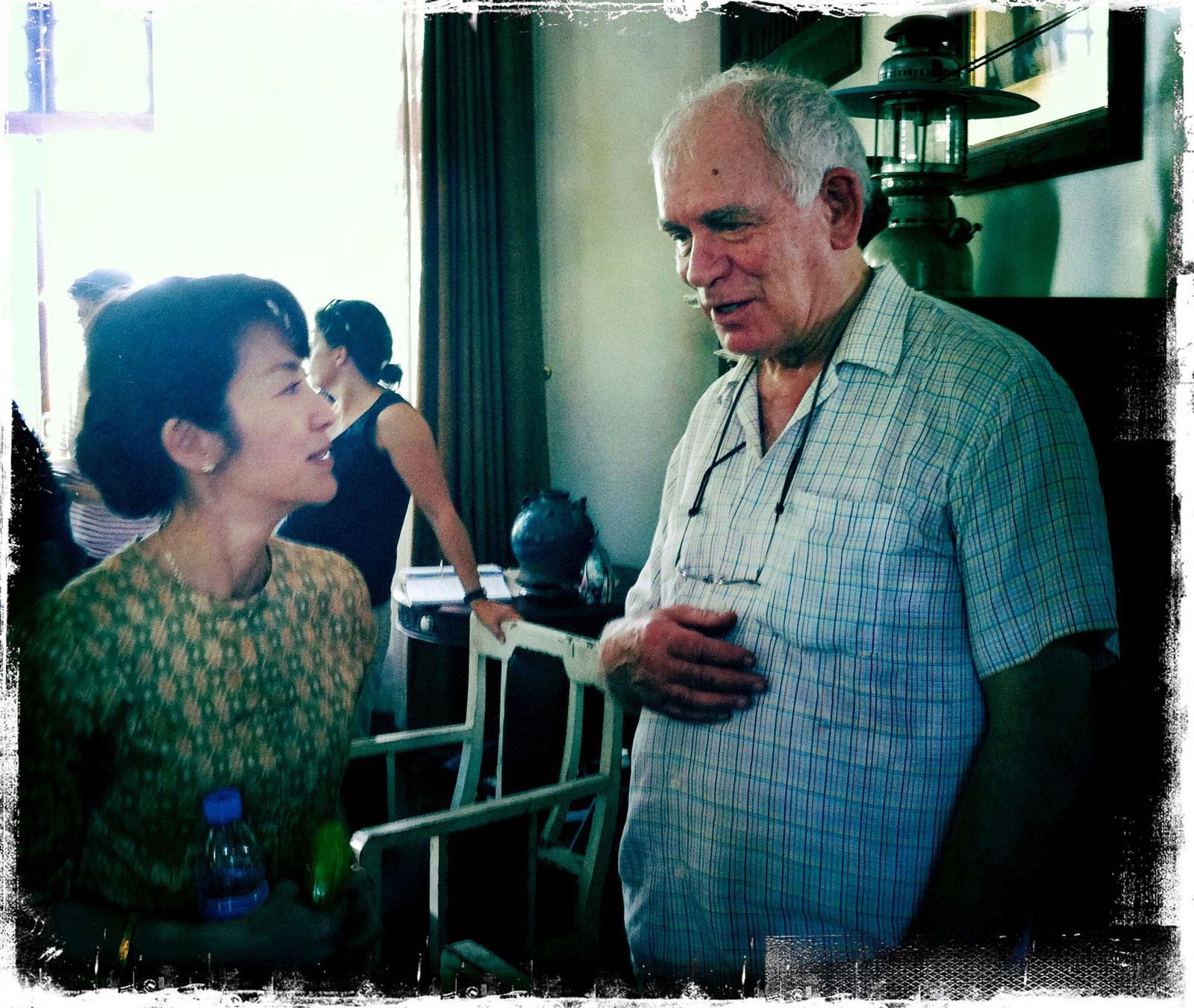 Q&A: The tragic character arc of Aung San Suu Kyi